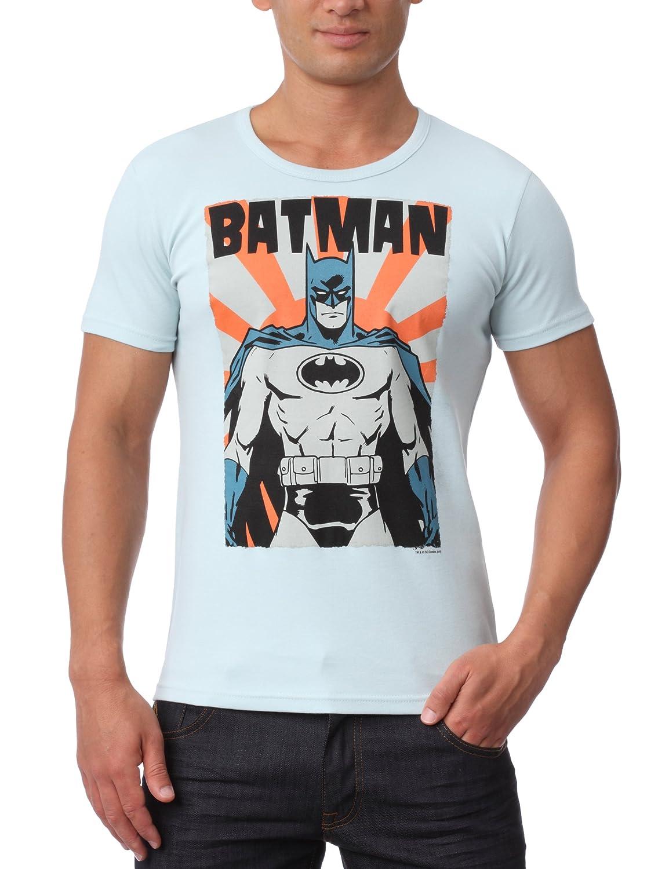 Logoshirt Camiseta Unisex BATMAN - POSTER Camiseta Ajustada Traktor 650-2603/060