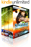 The Savage Series Boxed Set (Books 1-3): New Adult Dark Paranormal / Sci-fi Romance