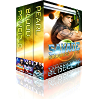 The Savage Series Boxed Set (Books 1-3): New Adult Dark Paranormal / Sci-fi Romance