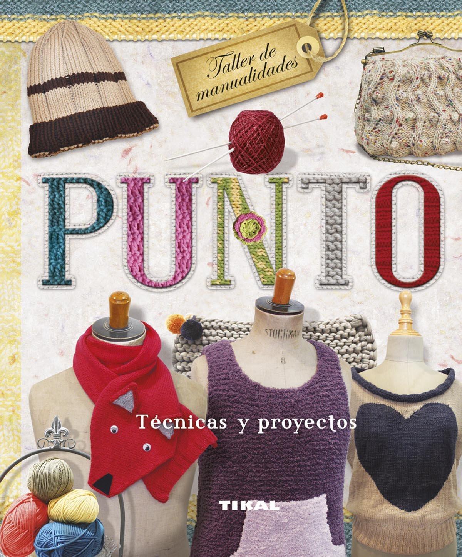 Amazon.com: Punto (TALLER DE MANUALIDADES) (Spanish Edition ...