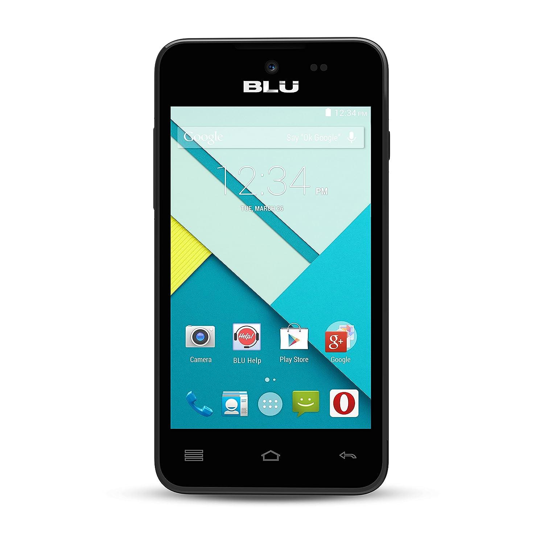 BLU Advance 4.0L Unlocked Smartphone -US GSM - Black BLACK US GSM (U ...