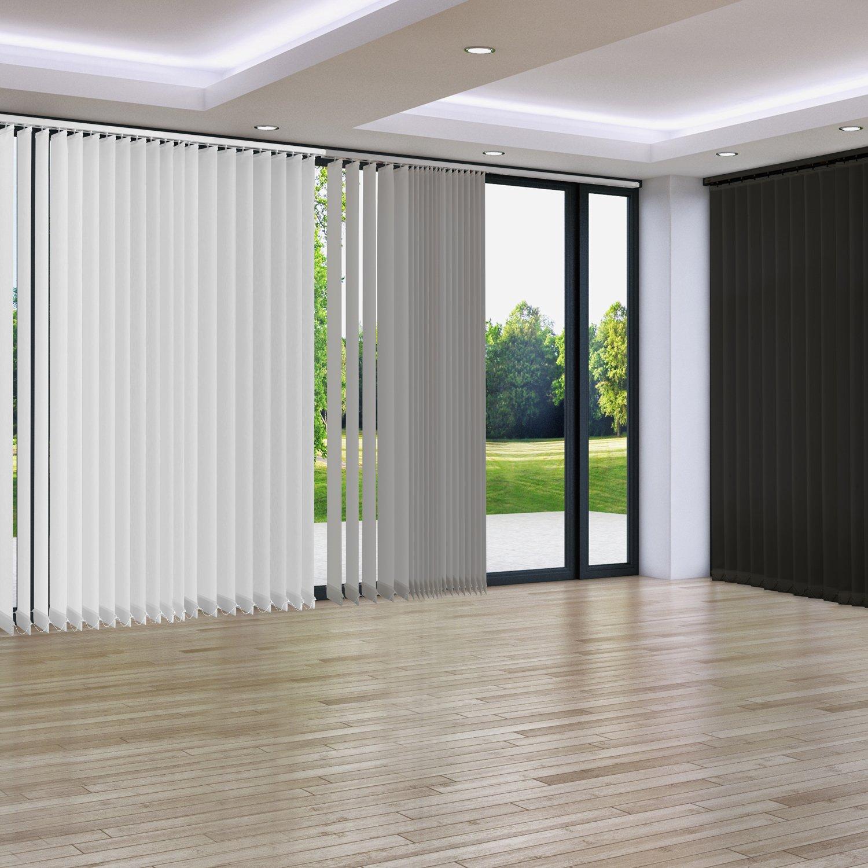 rideau lamelle verticale plastique 46987 rideau id es. Black Bedroom Furniture Sets. Home Design Ideas