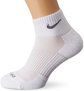 f17b869cca Amazon.com: Men's Nike Everyday Plus Cushion Crew Socks: Clothing