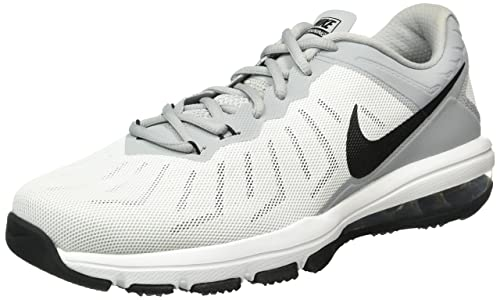 hot sale online 3d86f a23d0 NIKE Men s Air Max Full Ride TR, White Black-Wolf Grey-Mtllc
