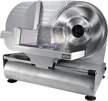 Weston Heavy Duty 61-0901-W Food 9-Inch Slicer
