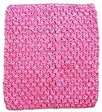 """Dress Up Dreams Boutique 6"""" Crochet Tutu Top Hot"""