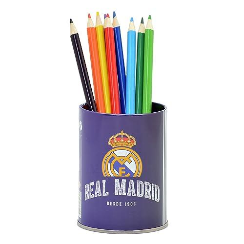 Real Madrid porte-accessoires de métal (Colorino 44225.0)