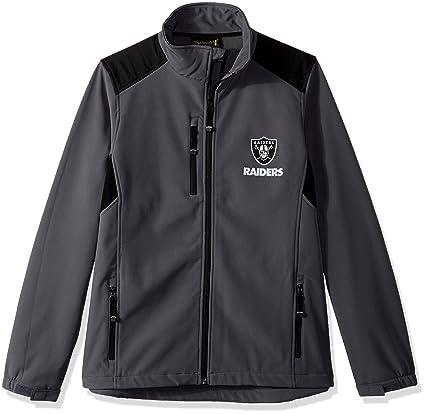 Buy Dunbrooke Apparel NFL Oakland Raiders Men s Softshell Jacket ... 5172159f5