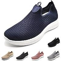 Zapatillas Deportivas Mujer sin Cordones Muy Transpirables y Antideslizantes