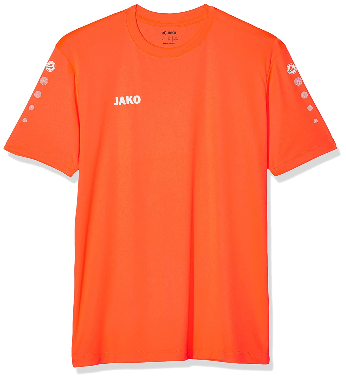 Jako - Camiseta de fútbol de Tejido de Punto para Hombre ...