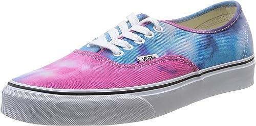 Vans Vzukfq0, Herren Sneaker, Pink Pink (tie dye) pink