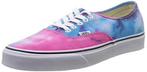 18fcc838a81a Vans Women s VZUKFQ0 Trainers (tie dye) pink blue  Amazon.co.uk ...