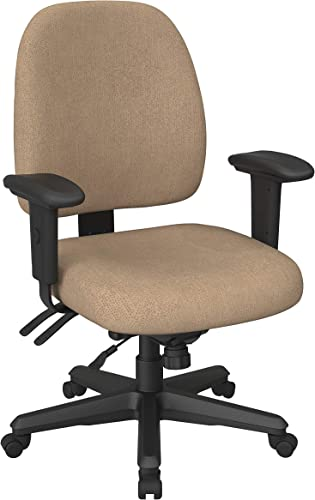 Office Star Back Mid Ergonomic Office Desk Chair
