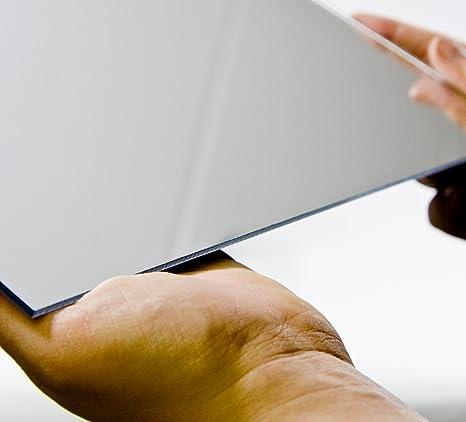 Acryl-Spiegel//Plexiglas-Spiegel 3mm XT 20 x 20 cm