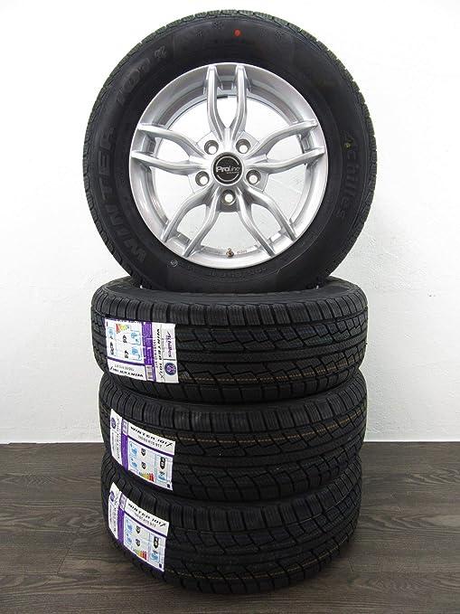4 Invierno ruedas 15 pulgadas apta para Chrysler PT Cruiser 6J et 38 Proline Wheels ZX100