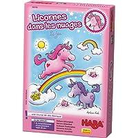 Haba – 300195 - Licornes Dans Les Nuages, Le Jeu