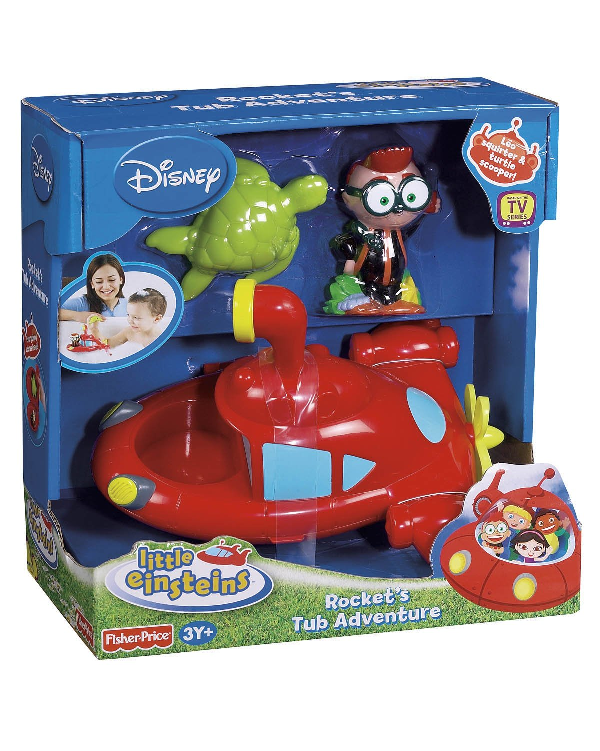Fisher-Price Rocket's Tub Adventure by Fisher-Price (Image #3)