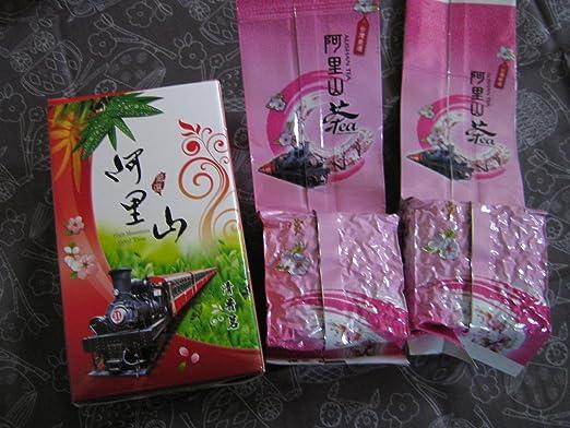 2 bolsas de 4.94 oz con sellado al vacío de Taiwan Ali-shan ...
