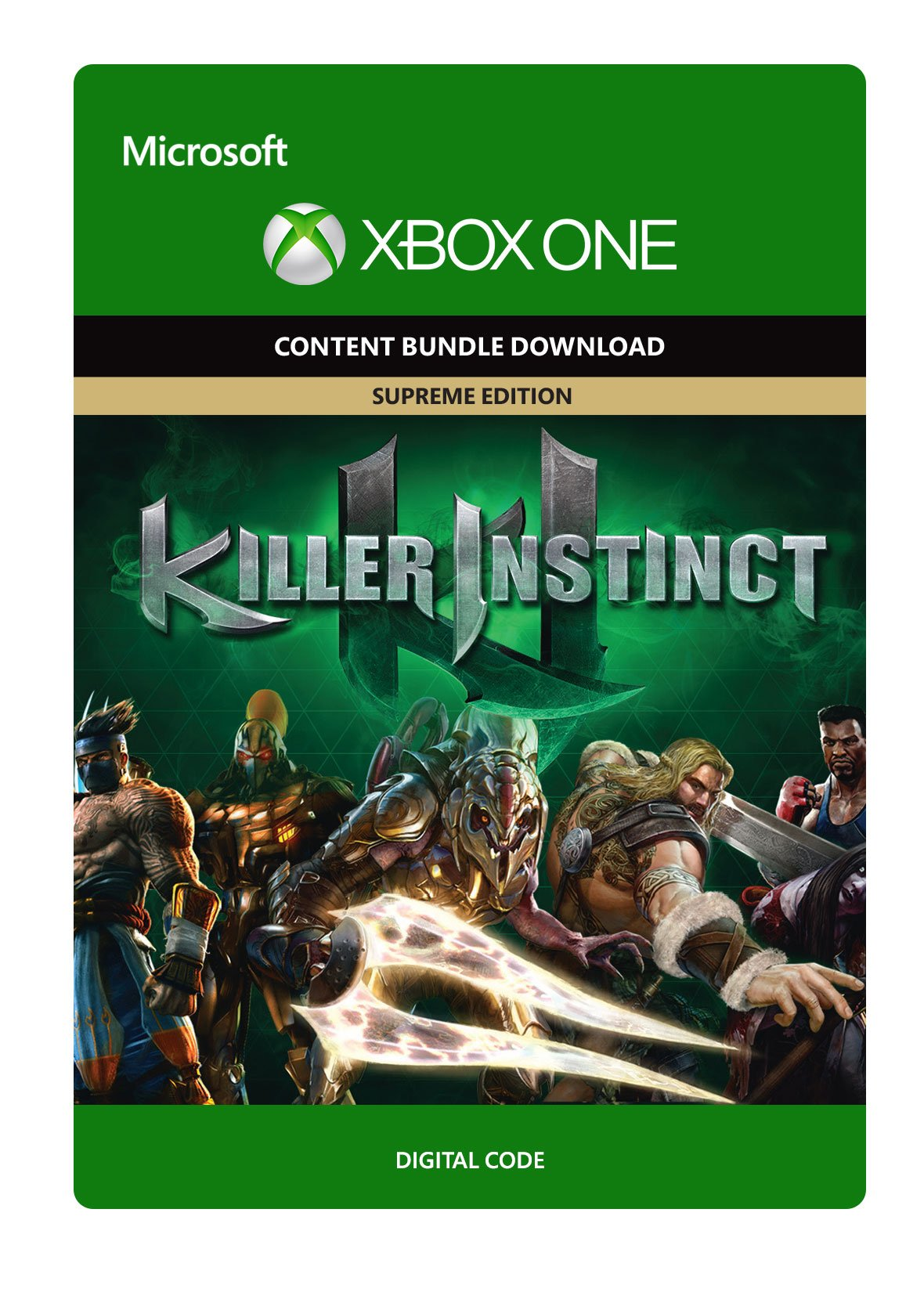 Killer Instinct: Supreme Edition - Xbox One Digital Code