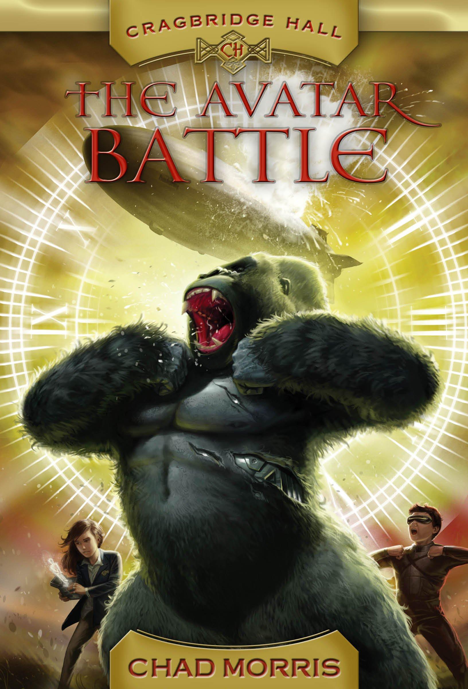 Cragbridge Hall, Book 2: The Avatar Battle ebook