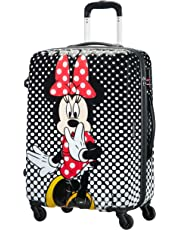 American Tourister Disney Legends Spinner 65 Alfatwist Bagaglio a Mano per bambini, cm, 62.5 liters, Multicolore (Minnie Mouse Polka Dot)