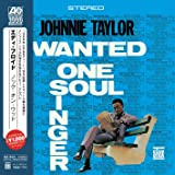 Wanted One Soul Singer (Japanese Atlantic Soul & R&B Range)