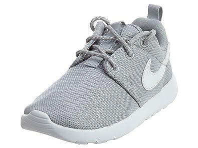 low priced 85cf7 c4951 Nike Pre-School Boys Roshe 1 (PS) Sneakers Grey White Size 12C (