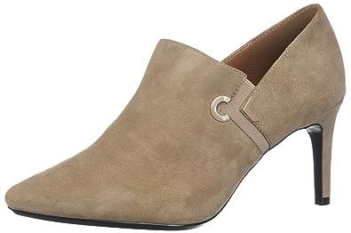 c1fd8b100eb Calvin Klein Womens Joanie Ankle Boot