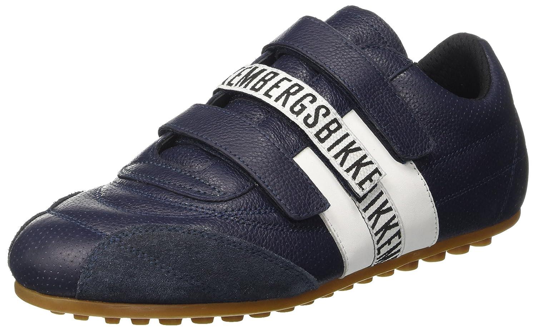 Bikkembergs Soccer 526 - Zapatilla Baja Unisex Adulto 40 EU|Azul (Blue/White 240)