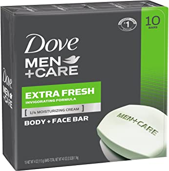 10-Pk. Dove Men Care Bar