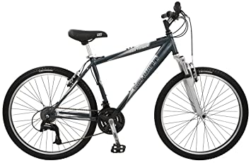 7fca891cb6f Image Unavailable. Image not available for. Colour: Schwinn High Timber  Men's Mountain Bike ...
