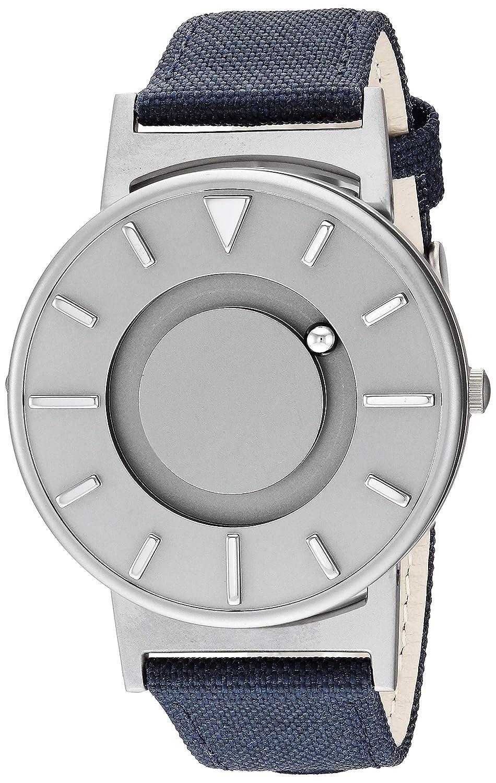 Amazon.com: eone Bradley clásico lona Aqua br-c-blue: Watches