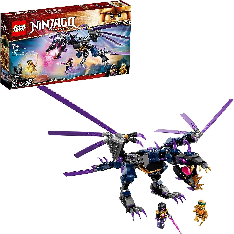 レゴ(LEGO) ニンジャゴー 闇の大帝 オーバー・ドラゴン 71742