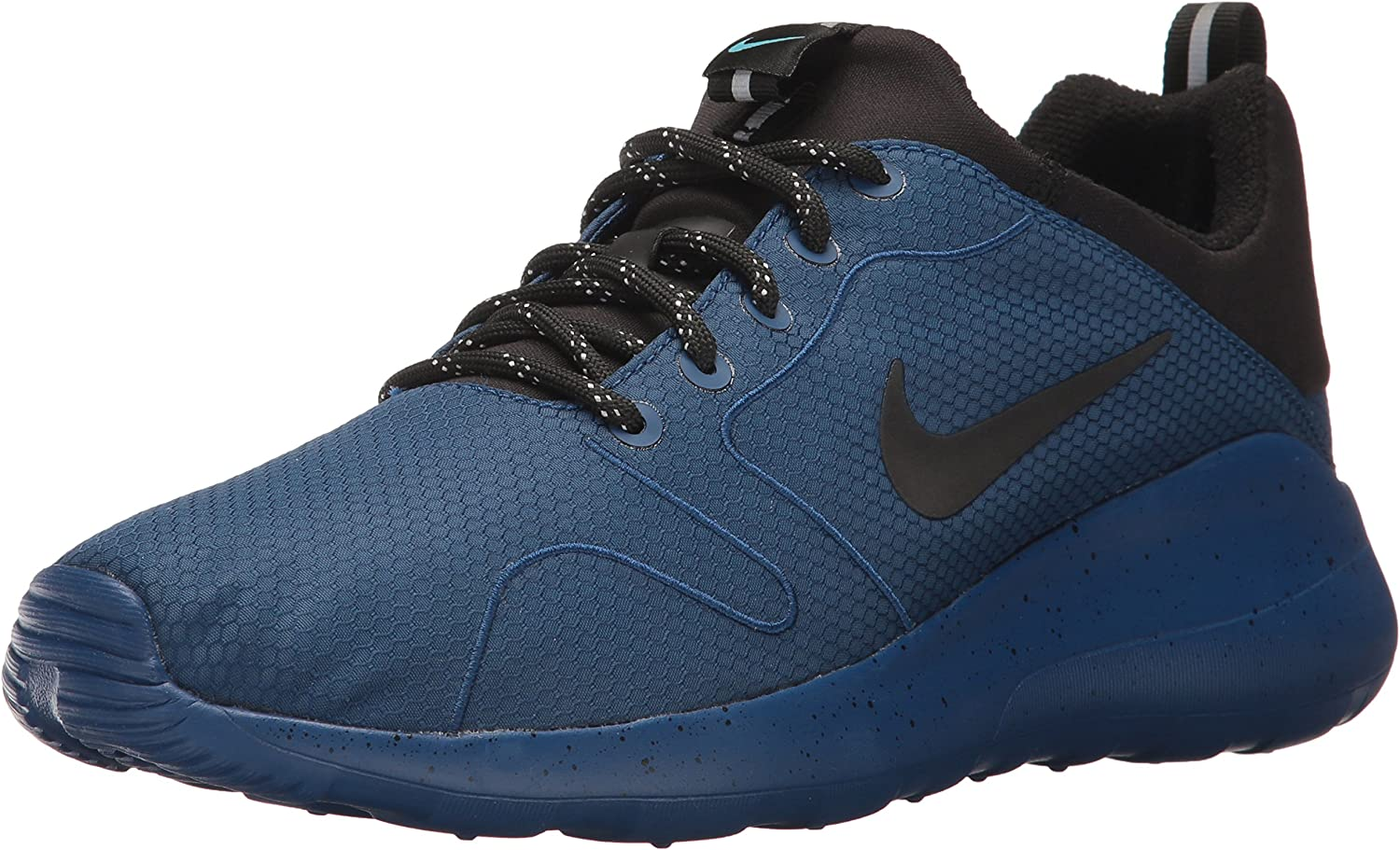 Nike 844838-400 Men s Kaishi 2.0 SE Running Shoes, Coastal Blue Black Omega Blue, 8.5 M US