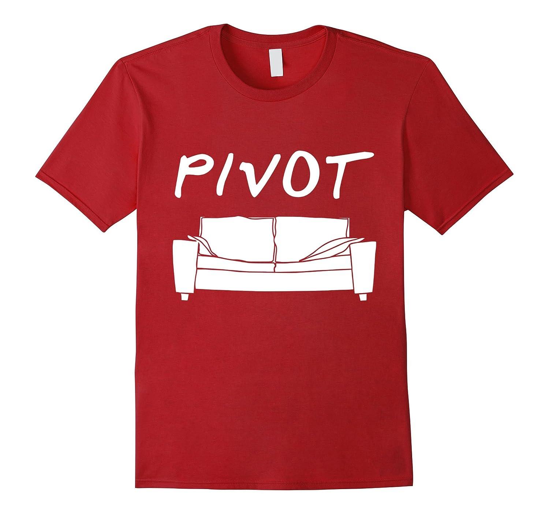Men amp Womens Wear Pivot T-Shirt-RT
