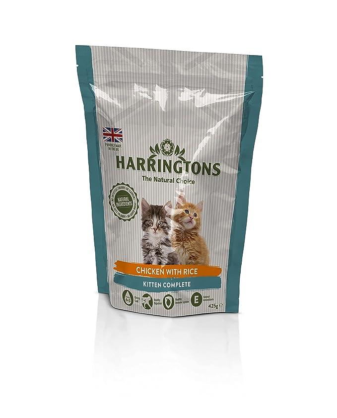 Harrington - Comida para gatos (425 g, 5 unidades): Amazon.es: Productos para mascotas