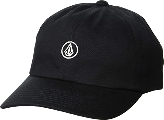 Volcom Gorra Circle Stone Dad - Mujer Gorra - Black: Amazon.es ...