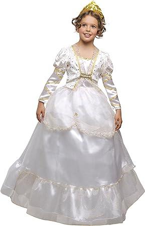 Corolle - Disfraz de reina de las nieves con falda y diadema para ...
