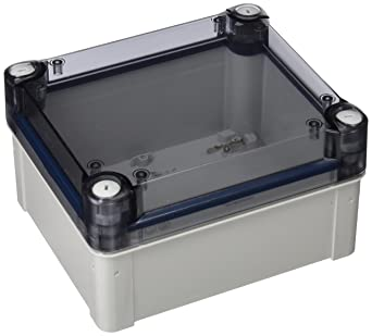 Schneider Electric NSYTBS191610HT Caja ABS IP 66 IK 07 Int.Al175 ...