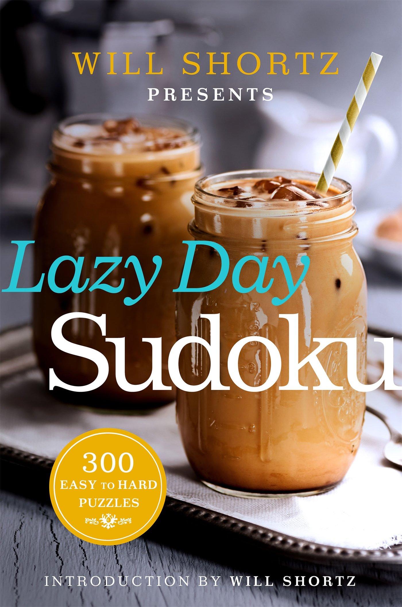 Will Shortz Presents Lazy Sudoku product image