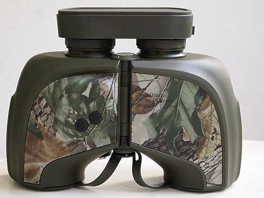 Militär marine fernglas mit digitalem kompass für marine