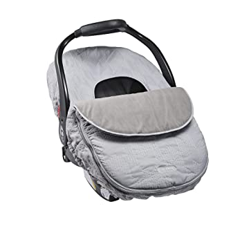 JJ Cole - Weather Resistant Blanket Car Seat Cover