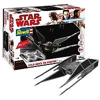 Revell 06760 - Star Wars - Les derniers Jedi - Kylo Ren's Tie Fighter