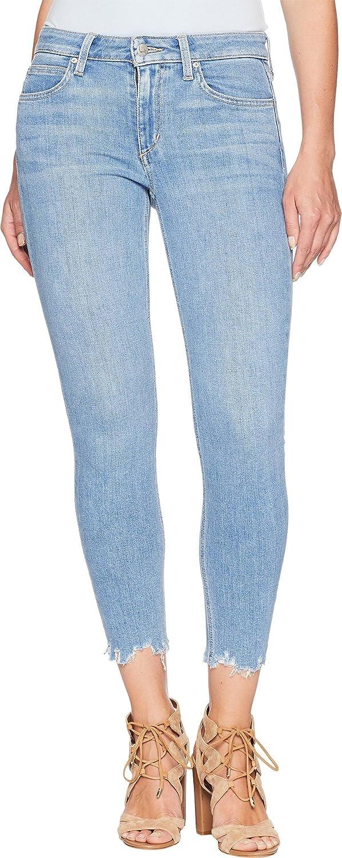 Joe 's JeansレディースFlawless Icon Midrise Skinny Crop Jean B07CXV56G6 32|Henson Henson 32