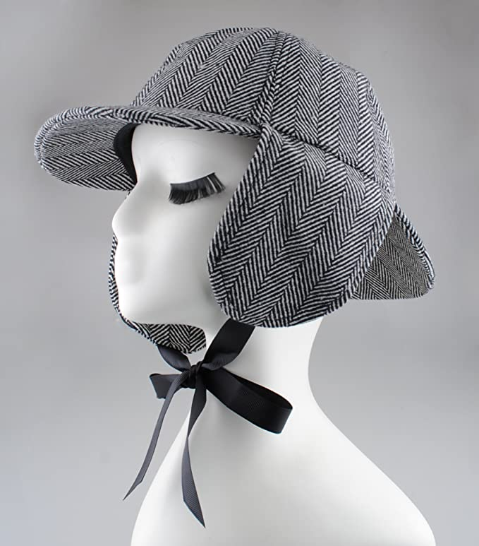 Sherlock Holmes Cappello 36fa36d009b8