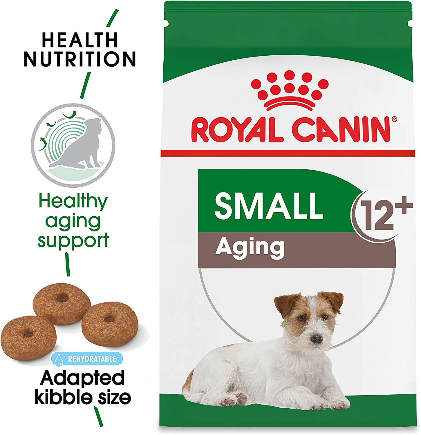 Royal Canin Size Health Nutrition Mini Aging 12 Dry Dog Food