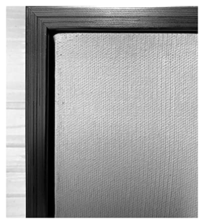 Amazon.com: Silver Scratched Floater Frame for 1.5\