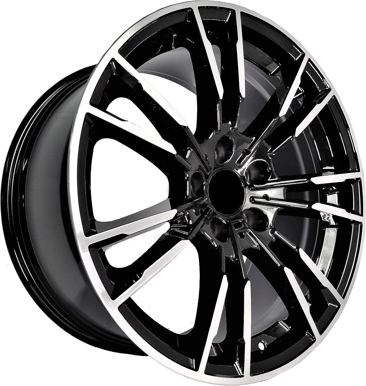 20 tornillos perno de rueda bmw 1er e81 e82 e87 e88 x1 e84 acero llantas de aluminio