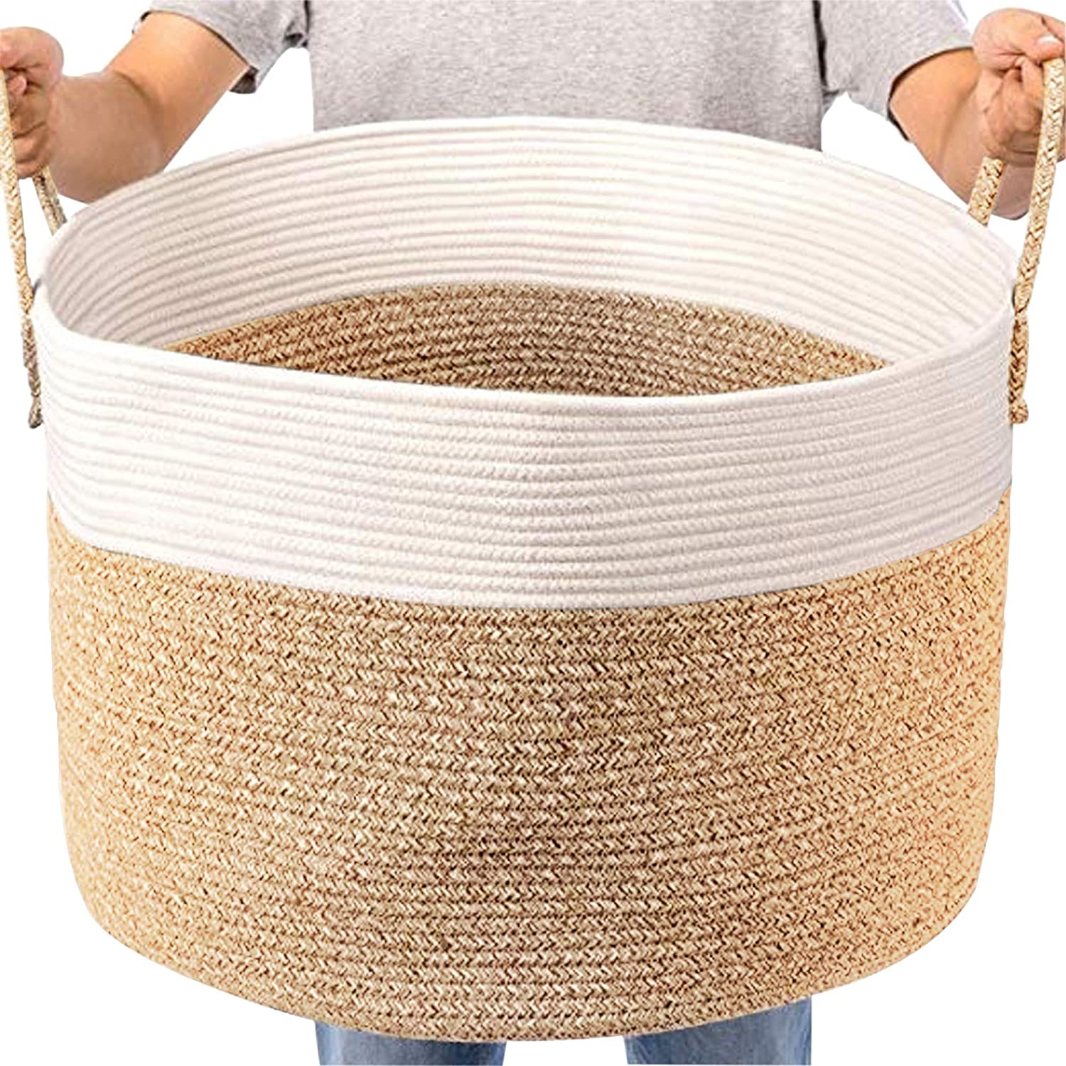 """XXL 20"""" x 13.8"""" Home, Kitchen, Bedroom & Toddler Playroom Organizer 