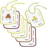 Playshoes 507170-7-Tage-Binde-Lätzchen